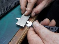 sharpening-5 x 1 sharpeing pocket stone in use (mark)