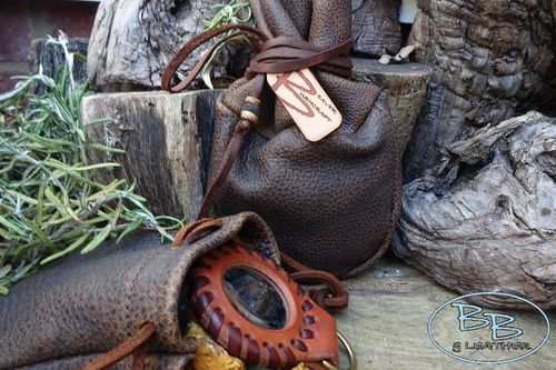 Pouches - Hard Leather