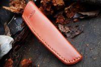 BESPOKE - Leather Mora Carving Tool and Small Bushcraft knife Sheath - Handmade (45-4030)