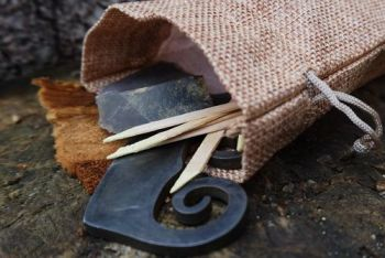 fire tinder pouch upgrade fire lighting kit for beaver bushcraft