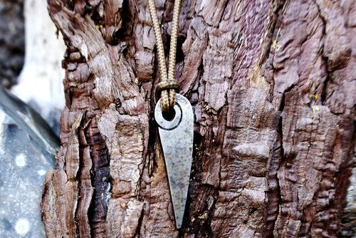 Lantern Striker/Pendant/Dibber - Traditional 'Flint & Steel' Fire Striker (