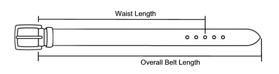 Picture 1 - Belt Length