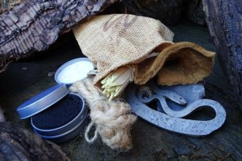 beaver bushcraft Give Away for the Bushcraft Journal Magazine