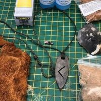 Black Wof Survival and beaver bushcraft