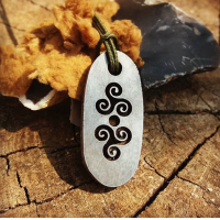 Mindinnature of their beaver bushcraft fire steel pendant
