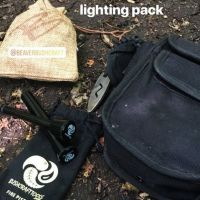 The salt Box Uk on instgram with beaver bushcraft products