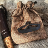 vildmark and his beaver bushcraft fire lighting kit