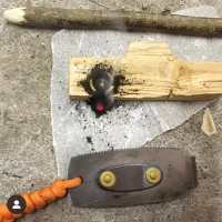 wildnweeloutdoors of beaver bushcrafts edc tool