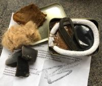 from richard kirk of his beaver bushcraft tinderbox