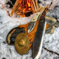 thom bushcraft portal cz of his beaver bushcraft brass hudson bay tinderbox
