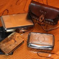 firefuzzy vintage tinderboxes by beaver bushcraft