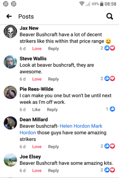 Bushcraft Trading group
