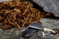 Amadou Natural Tinder Flakes 'OLD TOBY' (10g) - Horse Hoof Fungus (85-4050)