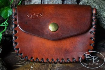 Vintage limited edtion pouch for french tinder box made by beaver bushcraft
