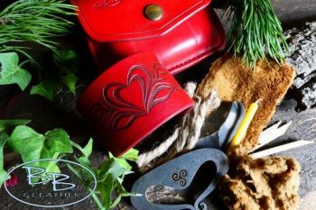 Vintage limited edition valentine kit made exclusively for beaver bushcraft