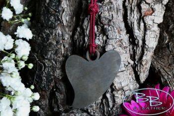 Fire steel pendant love knot by beaver bushcraft