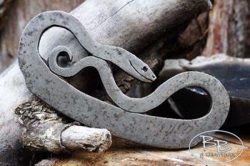 Serpent Striker - Traditional 'Flint & Steel' Fire Striker (85-1211)
