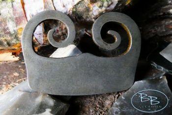 Fire steel mini burgandy striker by beaver bushcraft