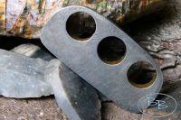 Traditional 3 Fingered 'D' Mini Flint & Steel Fire Striker - (85-1400-50)