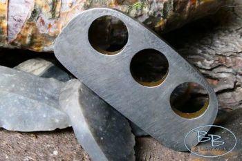 Traditional 3 Fingered 'D' Mini Flint & Steel Fire Striker - (85-1400-01)