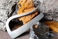 Elegant 'R' Shaped Flint & Steel Fire Striker with Curly Tail - Circa 17th to 18th Century (85-1719-01)-Medium