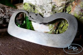 Fire steel eternal snake striker made by beaver bushcraft 2021