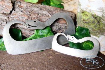 fire steels eternal snakes by beaver bushcraft