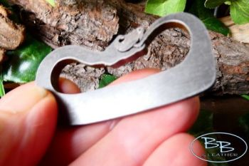 'Eternal Snake '- Mini Traditional 'Flint & Steel' Fire Striker (85-1215-50)