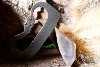 Fire steel mini eternal striker for flint & steel fire lighting by beaver b