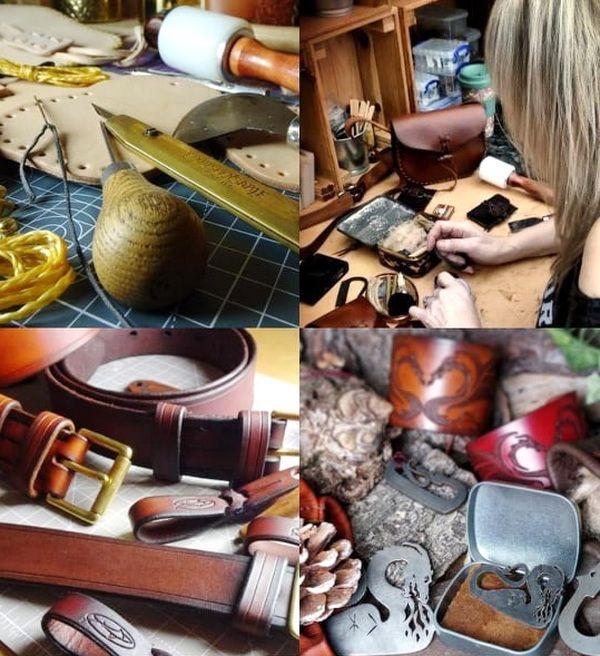 Beaver Bushcraft & Leather goods