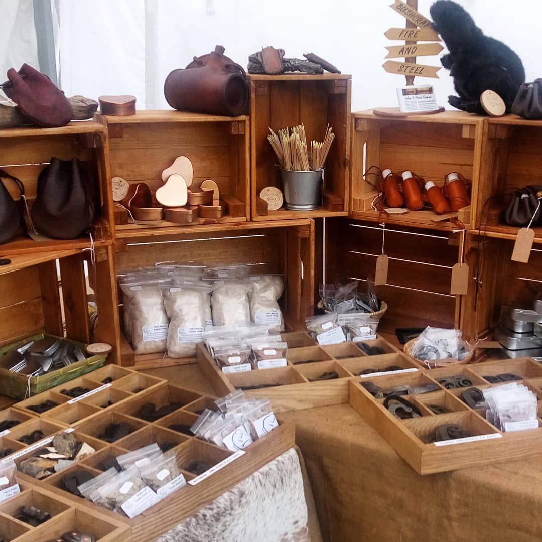 Beaver Bushcraft at the Great Outdoors Festival 2021