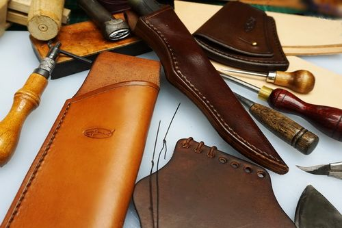 BESPOKE - Leather Sheaths