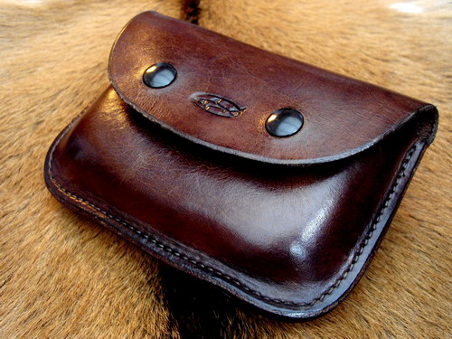 500-landscape brown possibles pouch