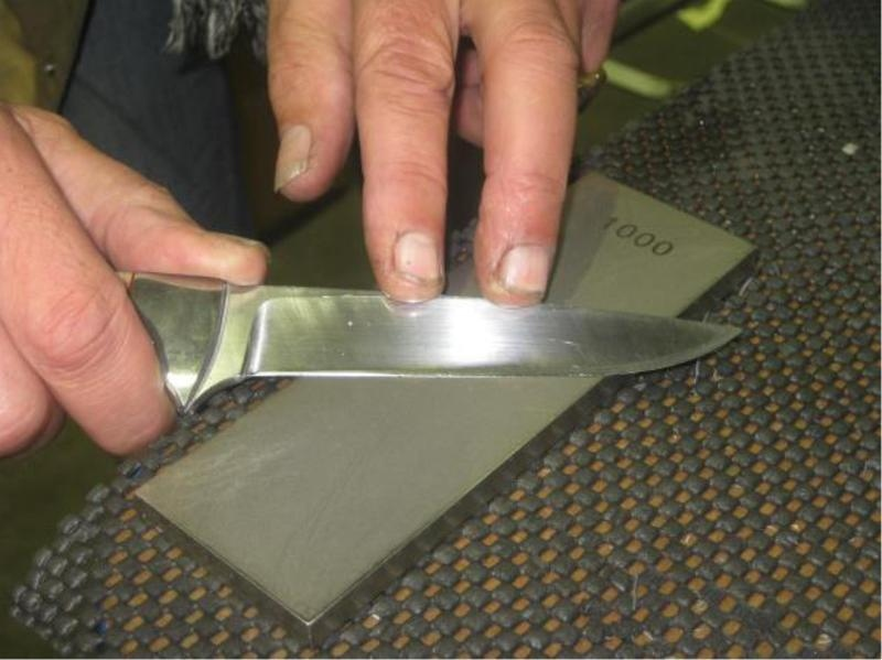 sharp-diamond-action-6x2-1000g with knife