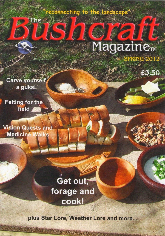 The Bushcraft Magazine - Volume 8 Number 1