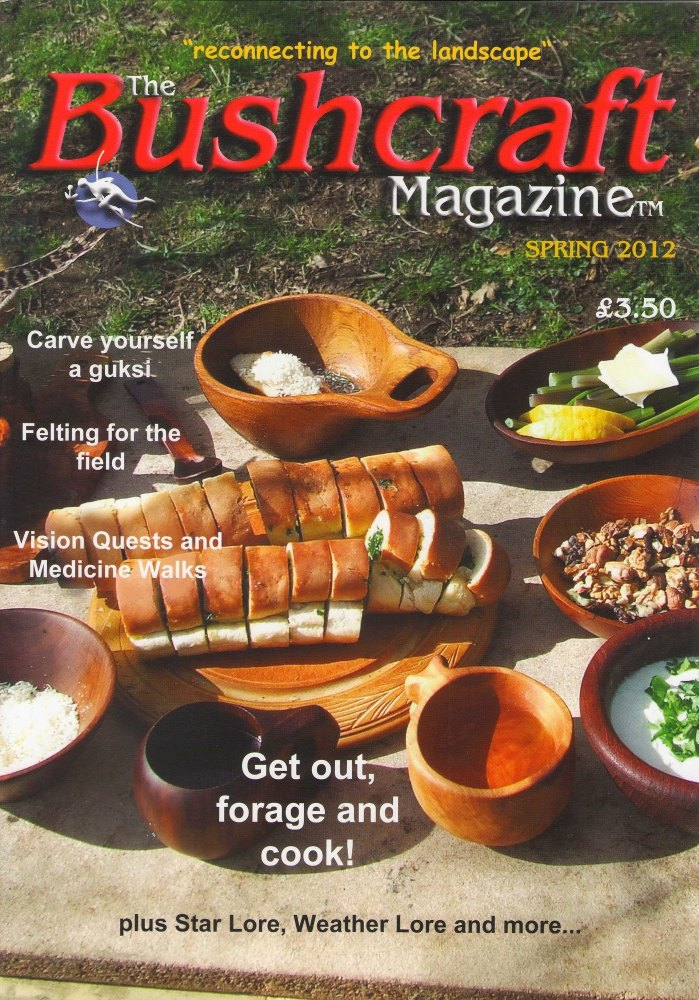 The Bushcraft Magazine - Volume 8 Number 1