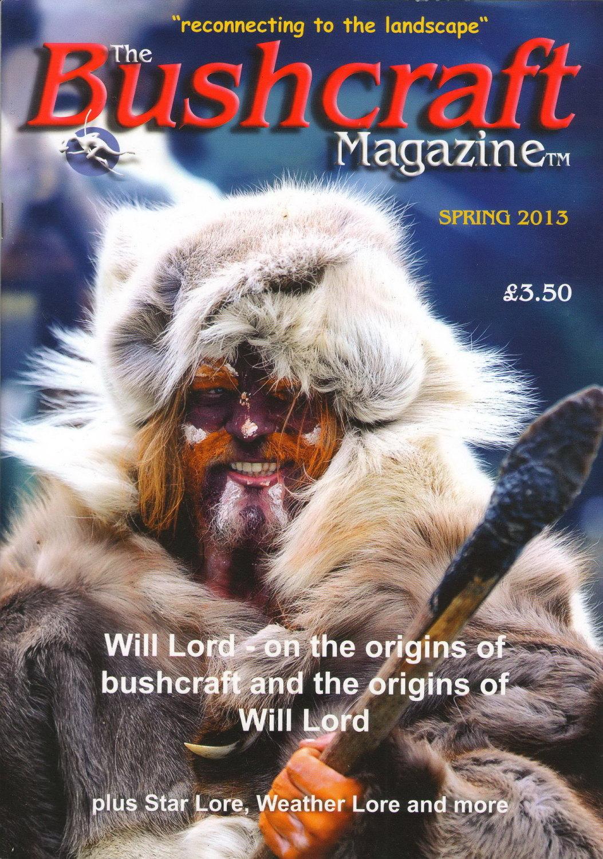 The Bushcraft Magazine - Volume 9 Number 1