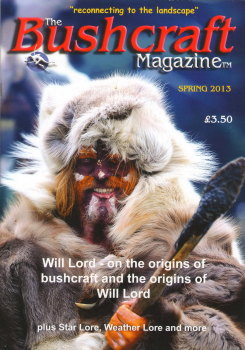 The Bushcraft Magazine - Volume 09 Number 01
