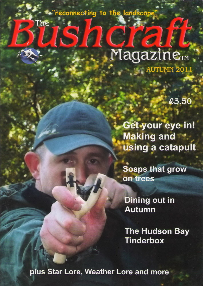 The Bushcraft Magazine - Volume 7 Number 3