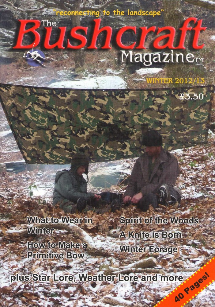 The Bushcraft Magazine - Volume 8 Number 4