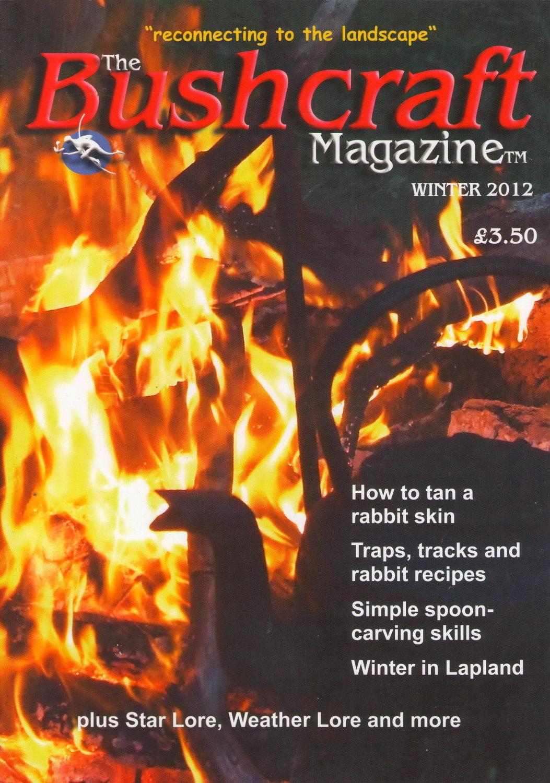 The Bushcraft Magazine - Volume 07 Number 04