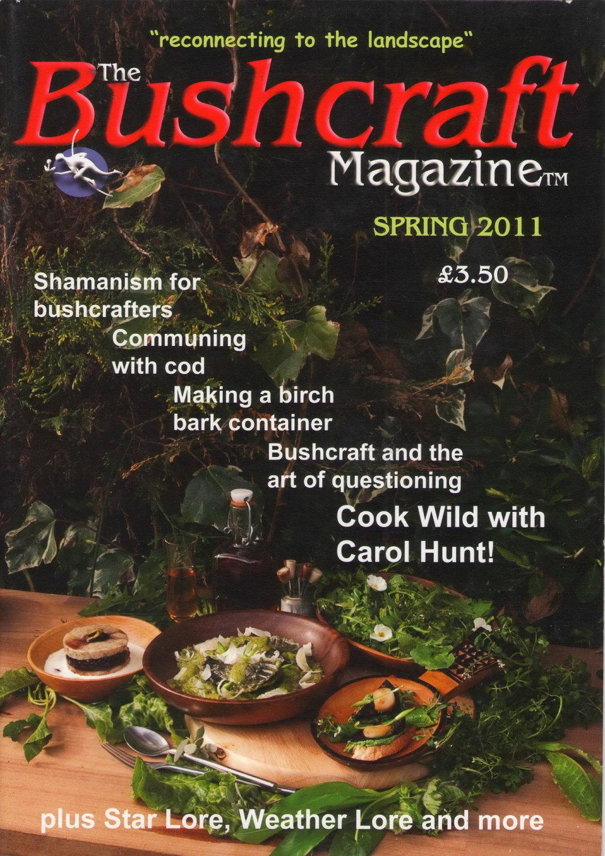 The Bushcraft Magazine - Volume 07 Number 01