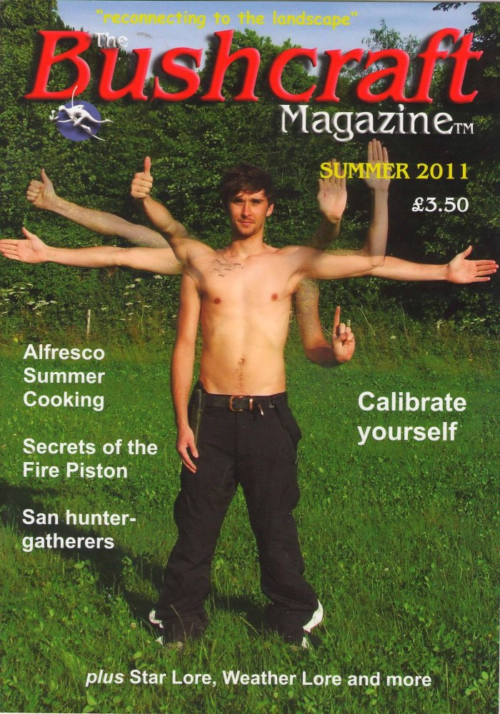 The Bushcraft Magazine - Volume 07 Number 02