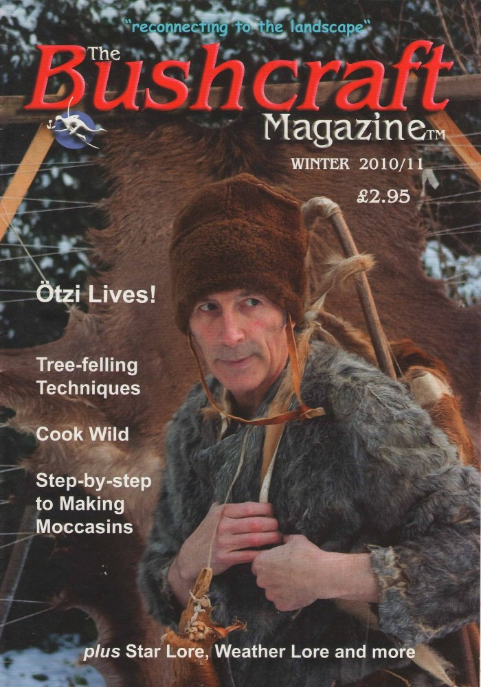 The Bushcraft Magazine - Volume 06 Number 04