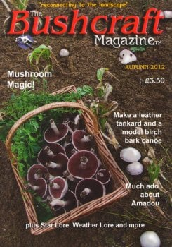 The Bushcraft Magazine - Volume 08 Number 03