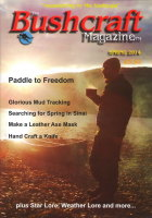 The Bushcraft Magazine - Volume 10 Number 01