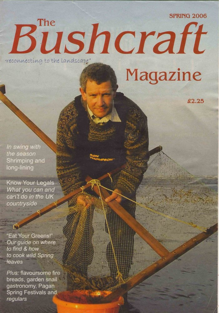 The Bushcraft Magazine - Spring 2006