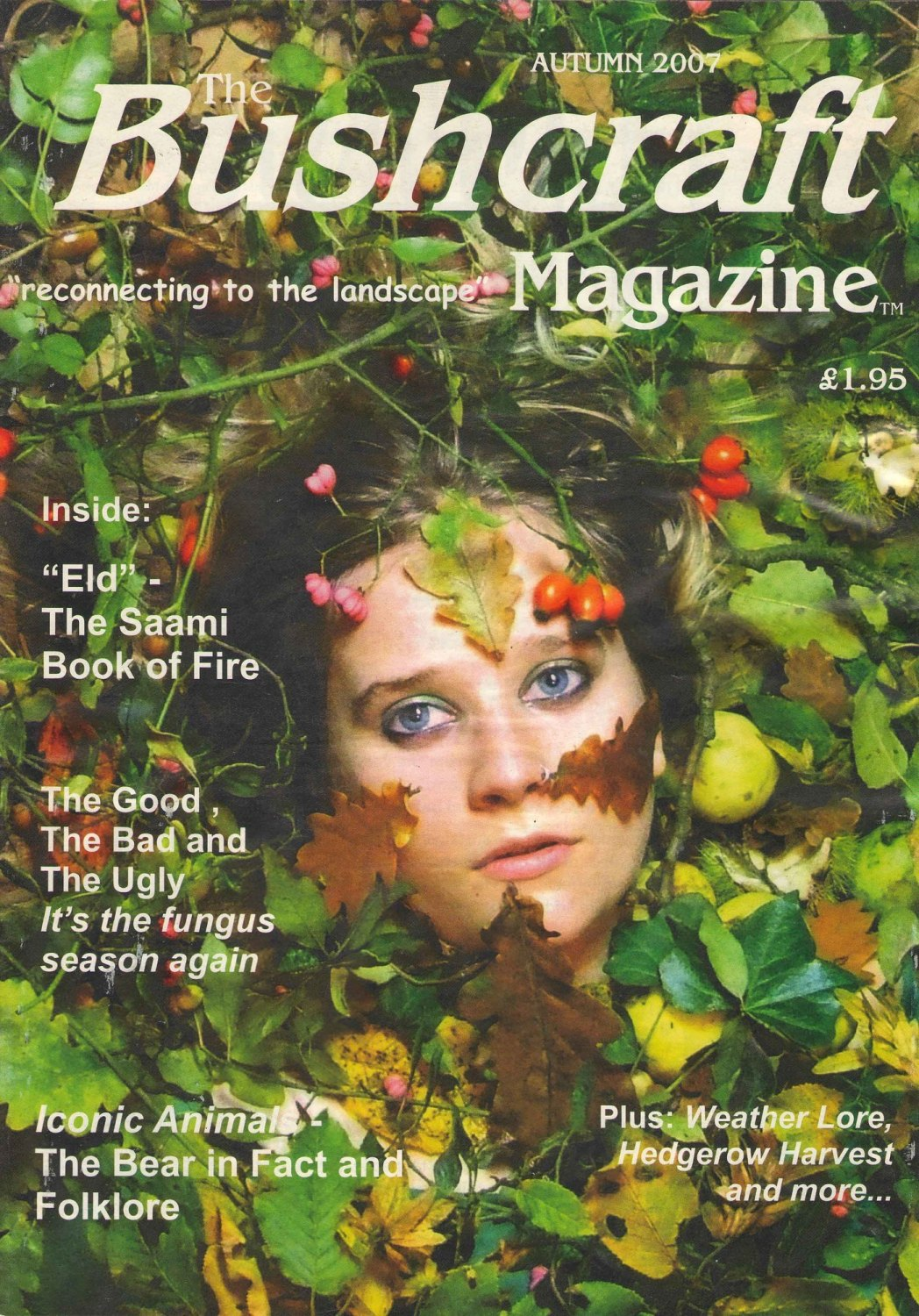 The Bushcraft Magazine - Volume 03 Number 03 - Preowned