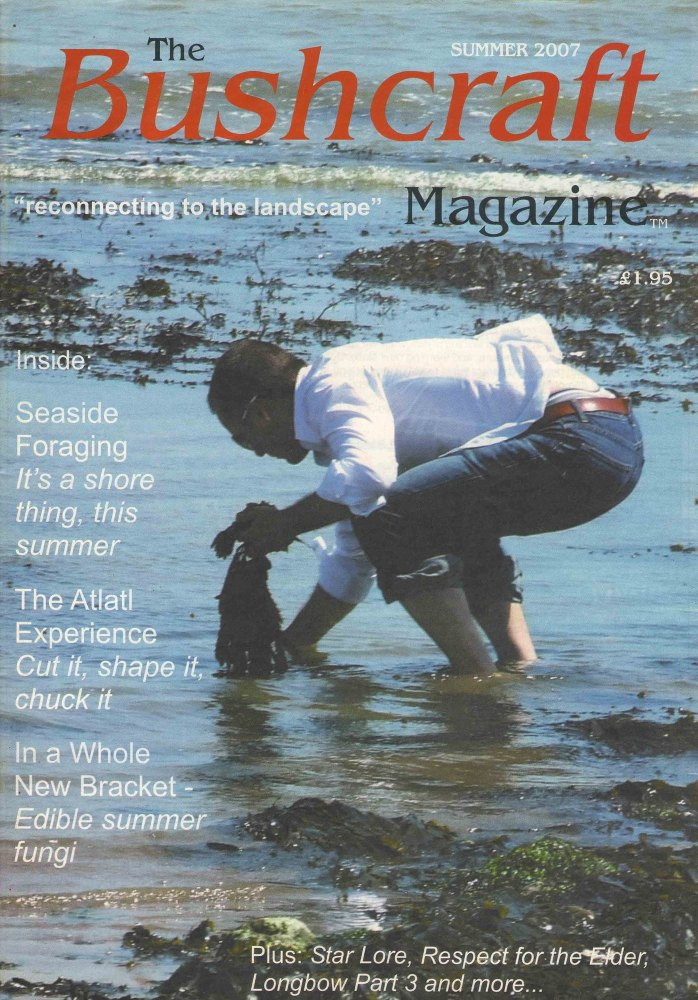The Bushcraft Magazine - Volume 03 Number 02