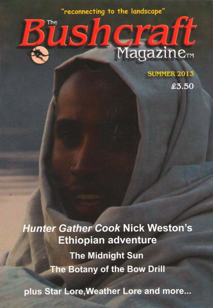 The Bushcraft Magazine - Volume 09 Number 02